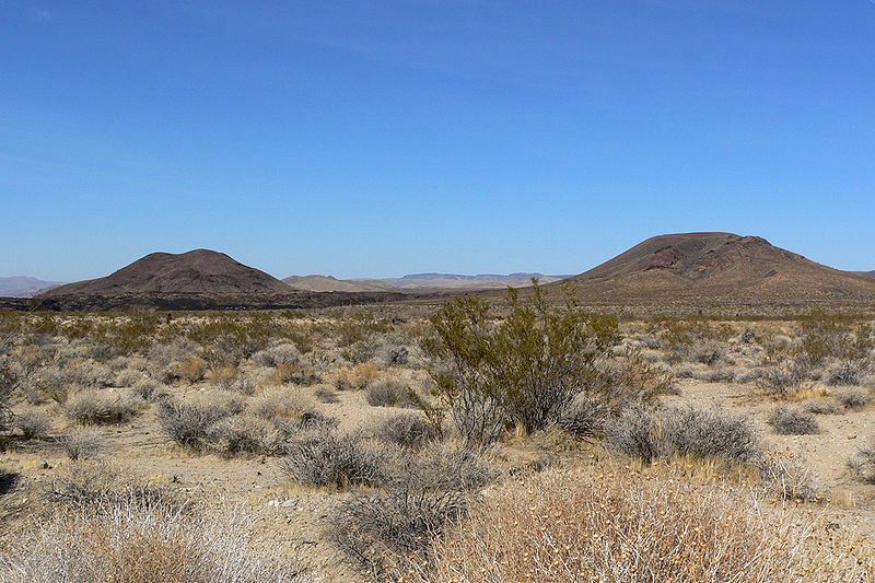 The Physical Geography of the Mohave Desert Essay