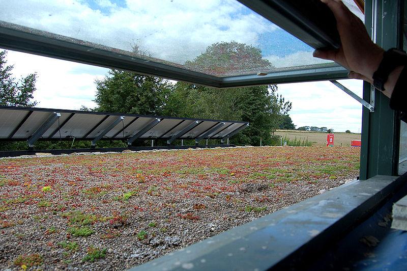 Do Green Roofs Improve Solar Pv Performance 171 Zero Resource
